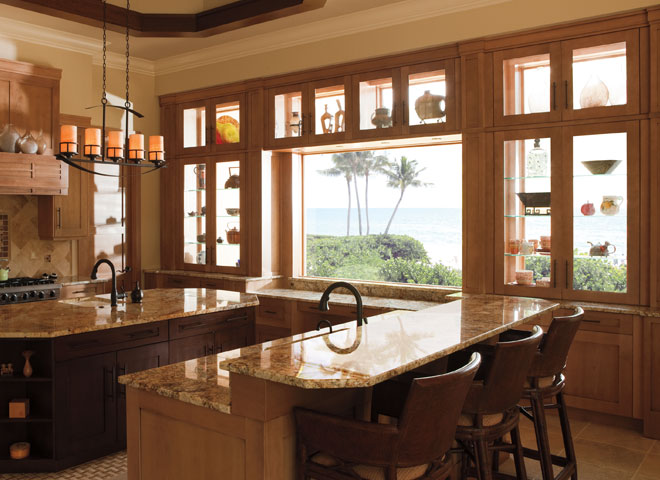 architect series traditional fixed window kitchen